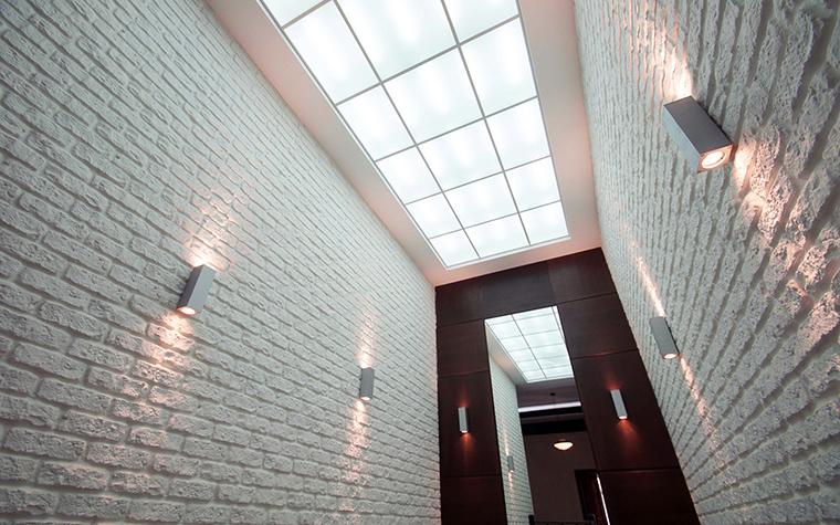Загородный дом. холл из проекта , фото №50238