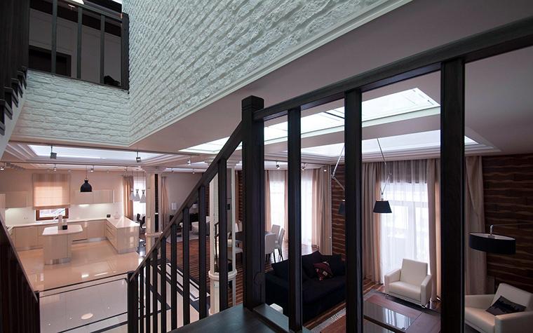 Загородный дом. холл из проекта , фото №50240