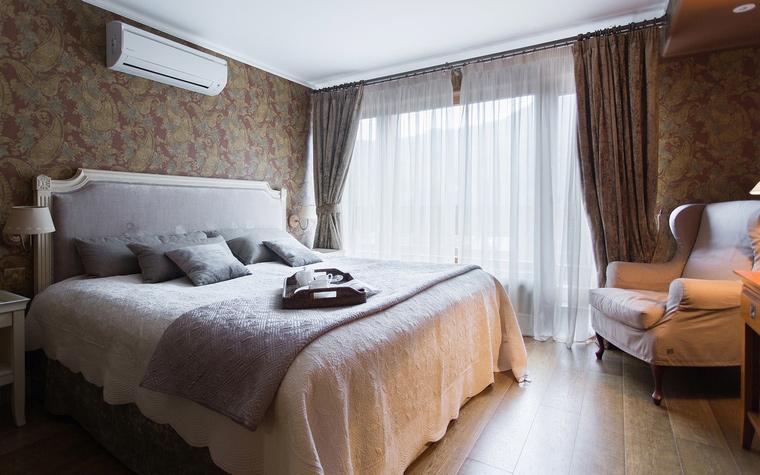 Фото № 50356 спальня  Загородный дом