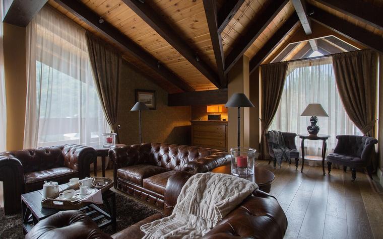 интерьер гостиной - фото № 50349