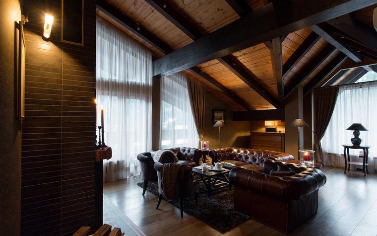 интерьер гостиной - фото № 50353