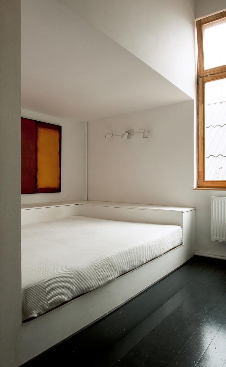 Фото № 51064 спальня  Загородный дом