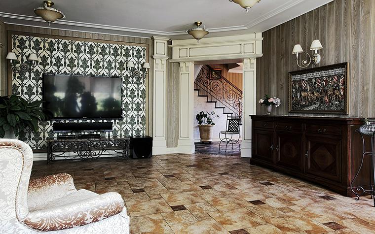 интерьер гостиной - фото № 51283