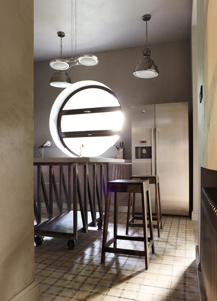 интерьер кухни - фото № 51813