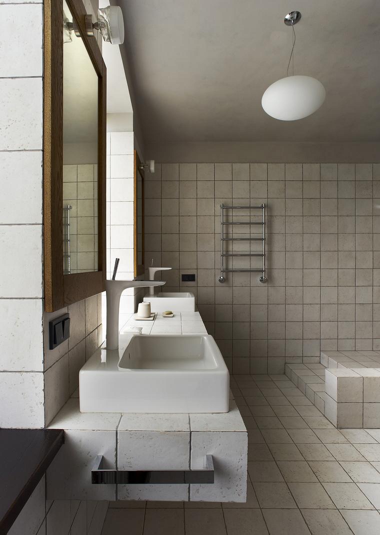 интерьер ванной - фото № 51817