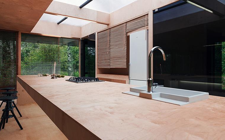 Загородный дом. кухня из проекта , фото №51866