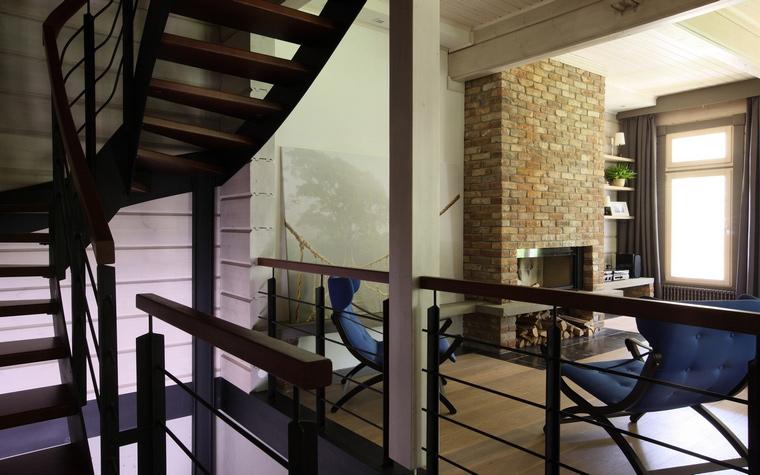 интерьер гостиной - фото № 52059