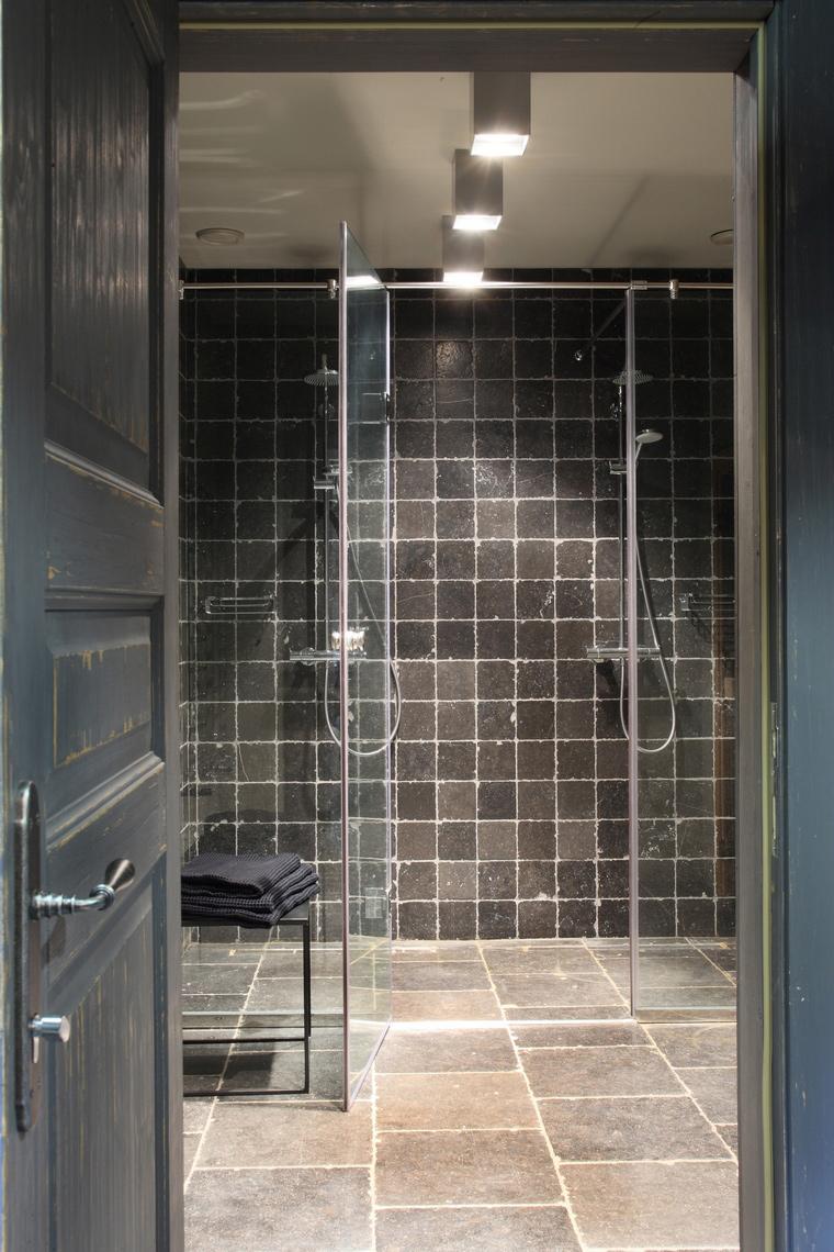 Фото № 52064 ванная  Загородный дом