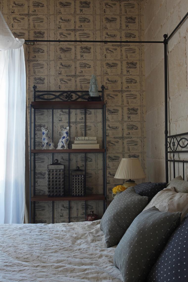 Фото № 52154 спальня  Загородный дом