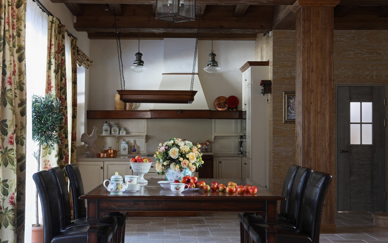 интерьер кухни - фото № 52141