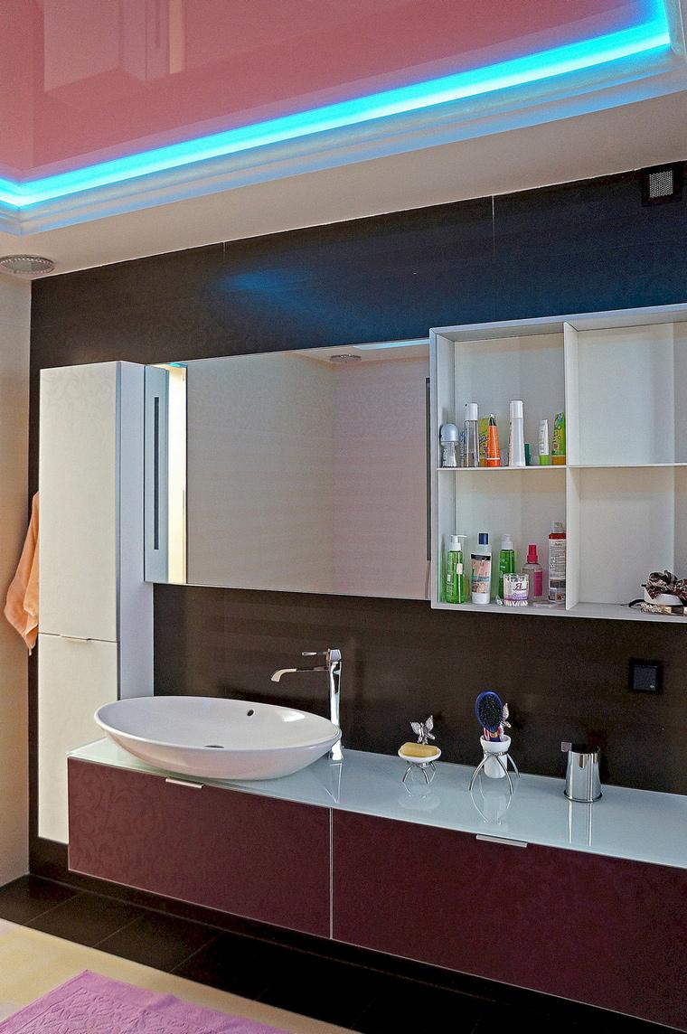 интерьер ванной - фото № 52589