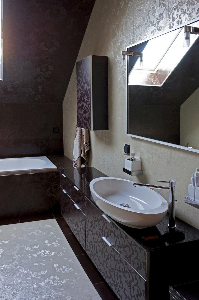 интерьер ванной - фото № 52582