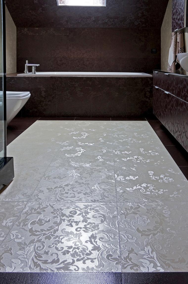 интерьер ванной - фото № 52583