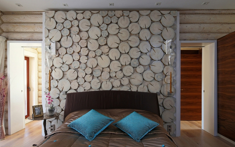 интерьер спальни - фото № 53029
