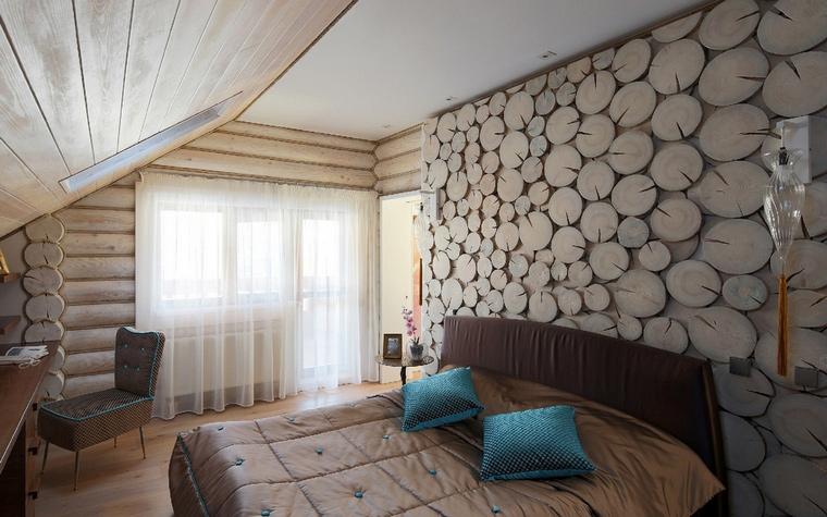 интерьер спальни - фото № 53030