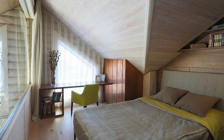 Фото № 53032 спальня  Загородный дом