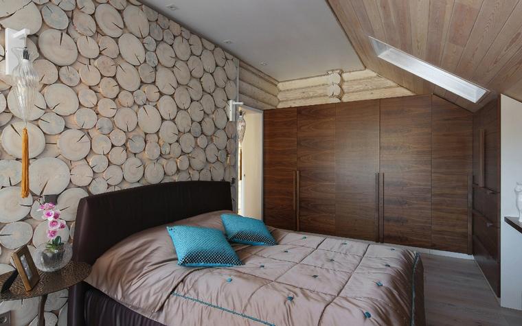 Фото № 53031 спальня  Загородный дом