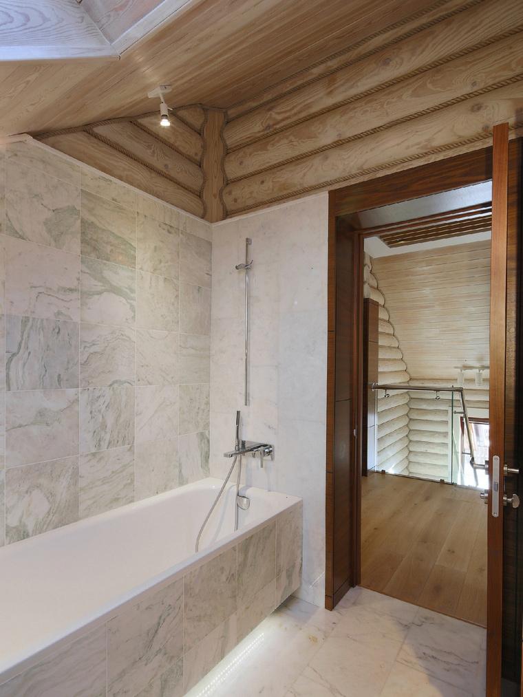 Фото № 53034 ванная  Загородный дом