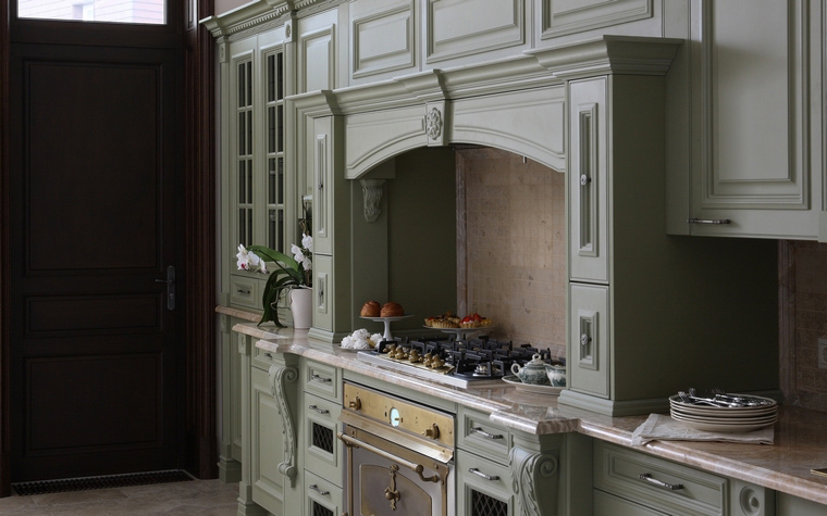 интерьер кухни - фото № 53059