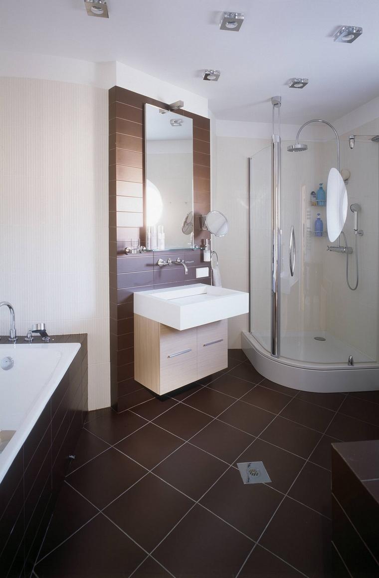 интерьер ванной - фото № 53105