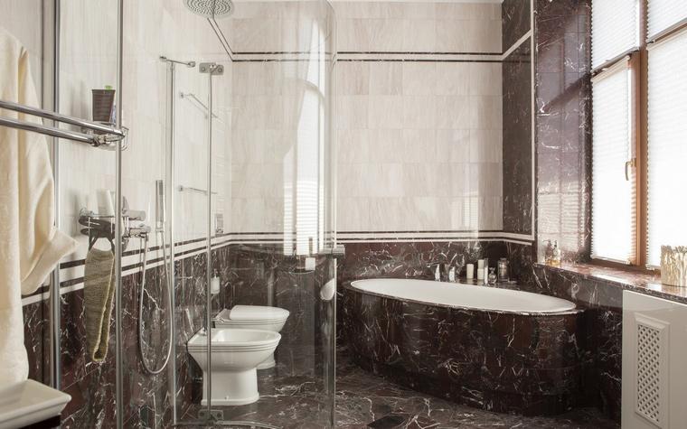 Фото № 53316 ванная  Загородный дом