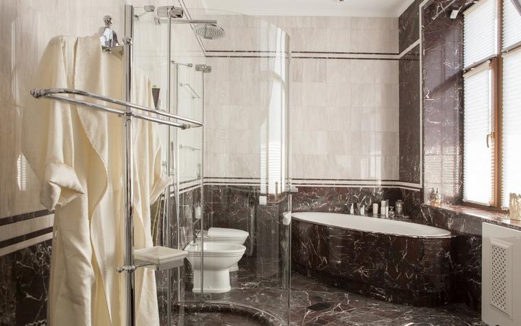 Фото № 53317 ванная  Загородный дом
