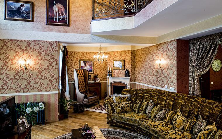 интерьер гостиной - фото № 53438