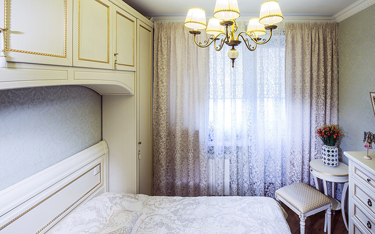 интерьер спальни - фото № 53450