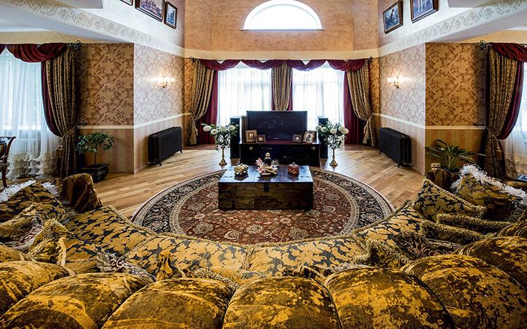 интерьер гостиной - фото № 53436