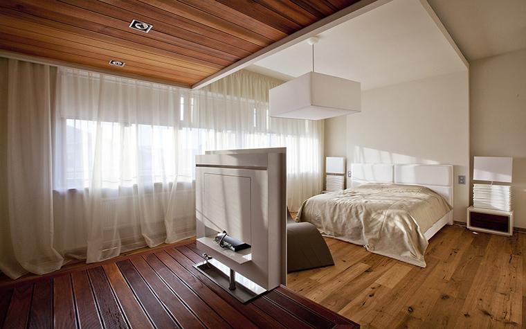 интерьер спальни - фото № 53527