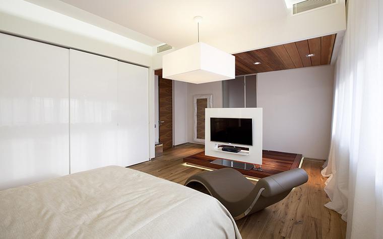 интерьер спальни - фото № 53528