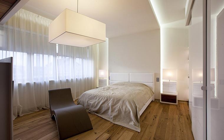 интерьер спальни - фото № 53530
