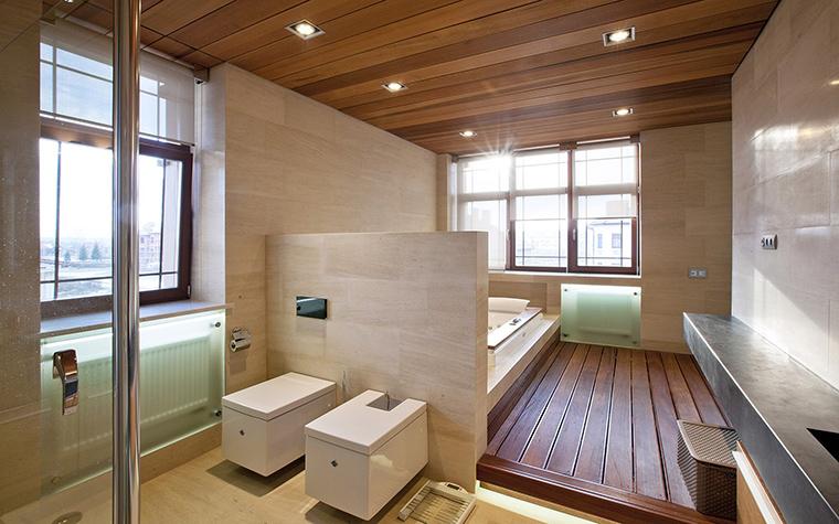 интерьер ванной - фото № 53535