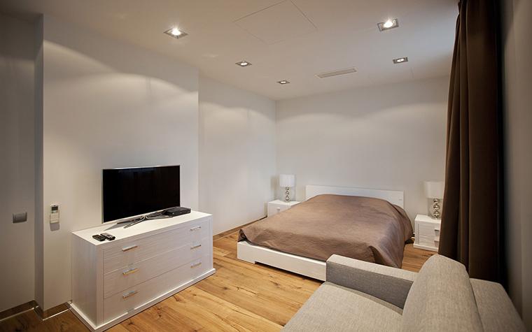Фото № 53551 спальня  Загородный дом