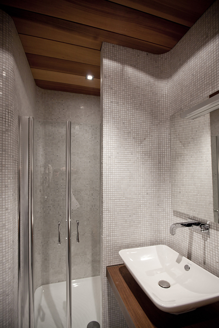 Фото № 53549 ванная  Загородный дом