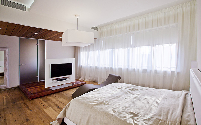 интерьер спальни - фото № 53531