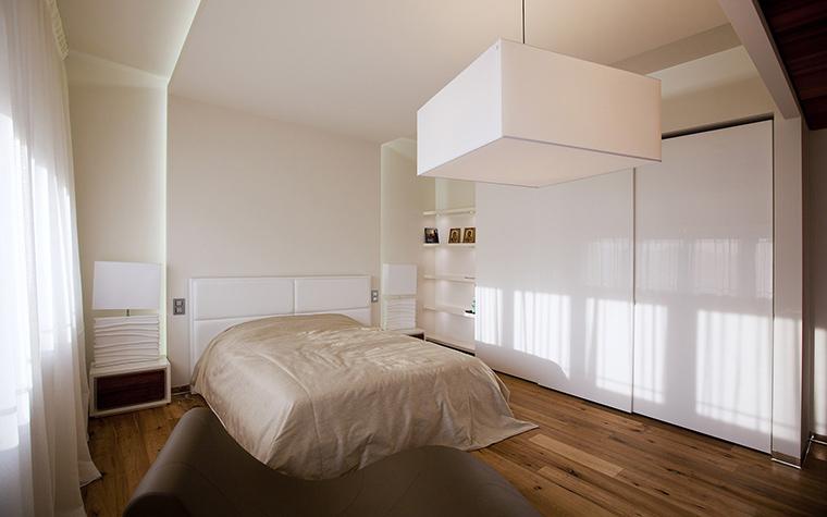 интерьер спальни - фото № 53532