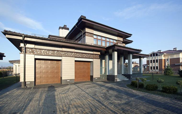Фото № 53552 фасад  Загородный дом