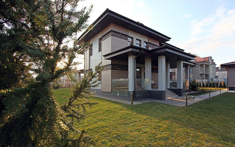 Фото № 53557 фасад  Загородный дом
