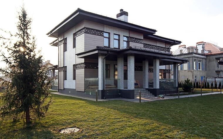 Фото № 53559 фасад  Загородный дом