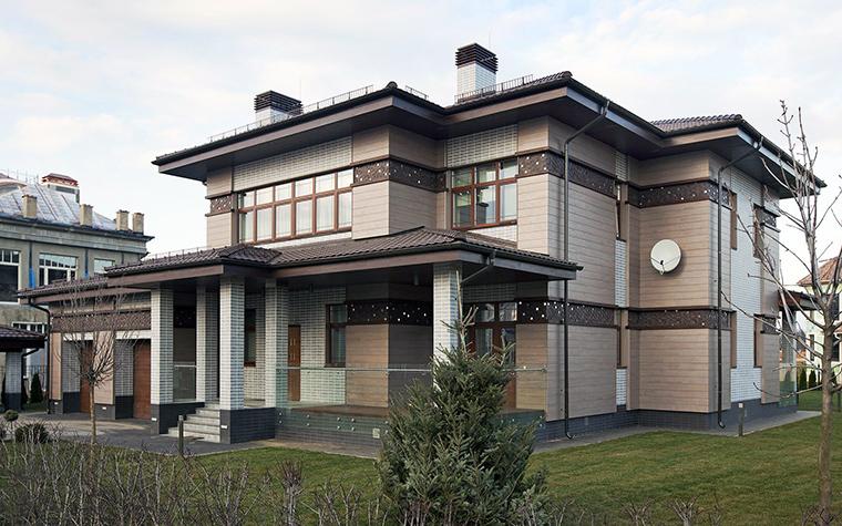 Фото № 53562 фасад  Загородный дом