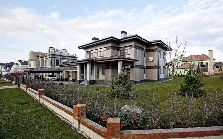 Фото № 53563 фасад  Загородный дом