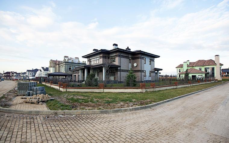 Фото № 53564 фасад  Загородный дом