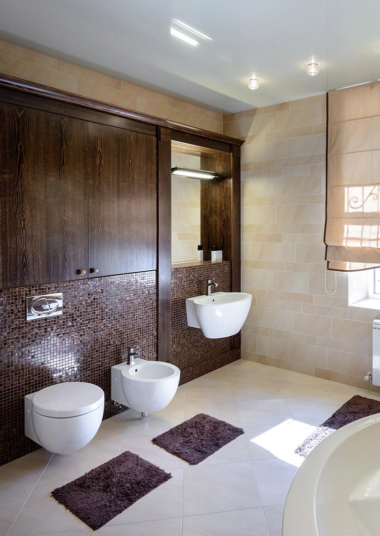Фото № 53854 ванная  Загородный дом