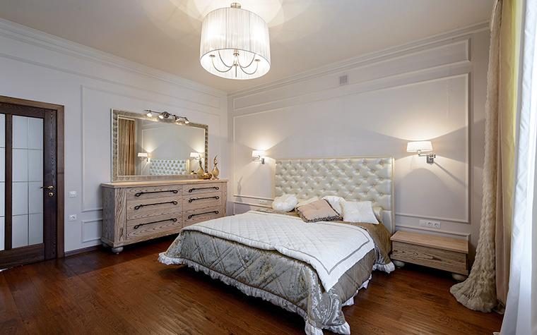 Фото № 53855 спальня  Загородный дом