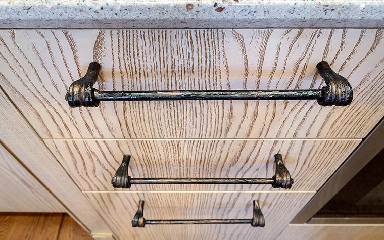 Фото № 53847 кухня  Загородный дом