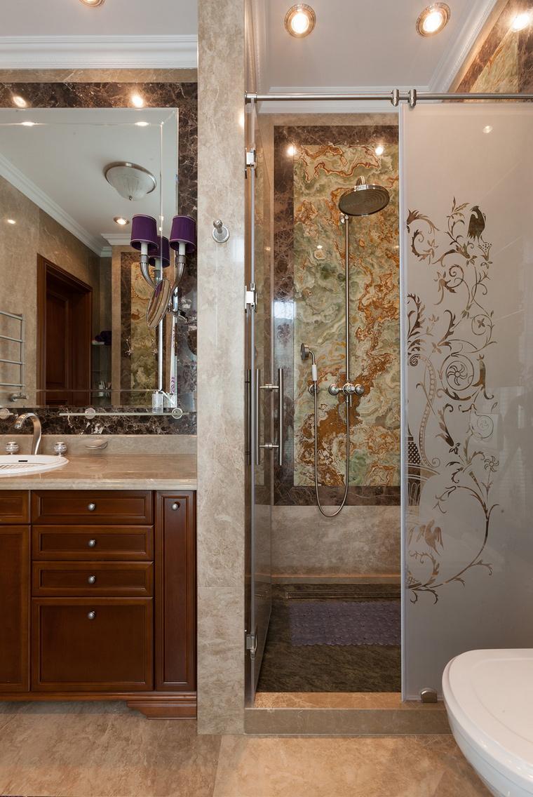 Фото № 54175 ванная  Квартира