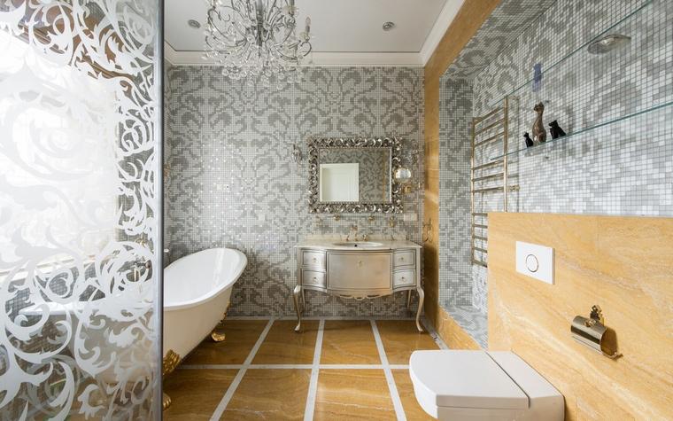 Фото № 54291 ванная  Загородный дом
