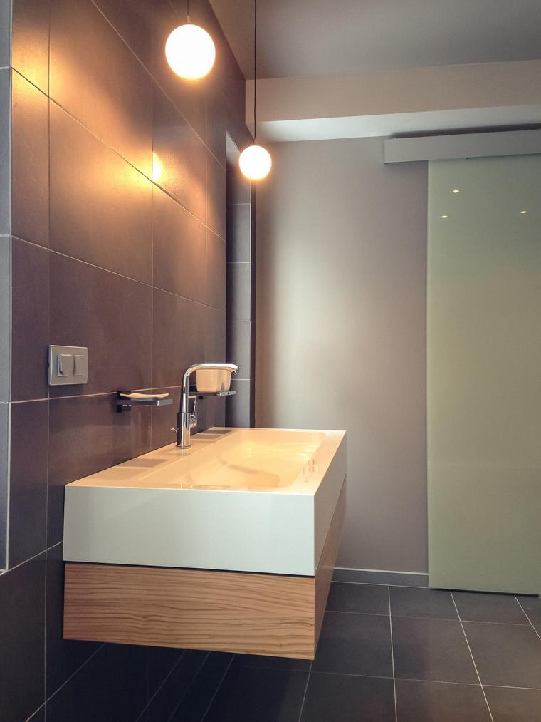 Фото № 54303 ванная  Загородный дом