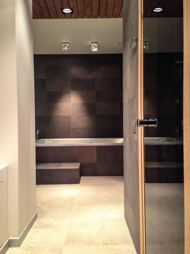 Фото № 54301 ванная  Загородный дом